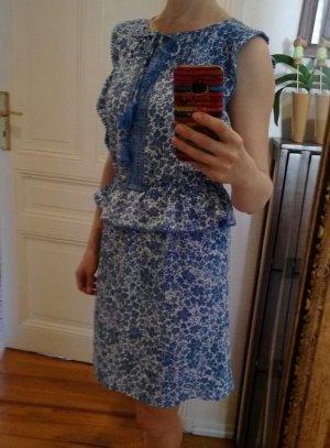 Michael Kors Midi-jurk blauw-neon blauw