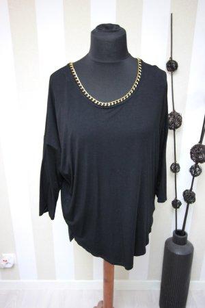 Michael Kors Sweater zwart-goud
