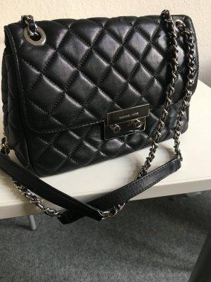 Michael Michael Kors Sloan LG Chain Shoulder Tasche