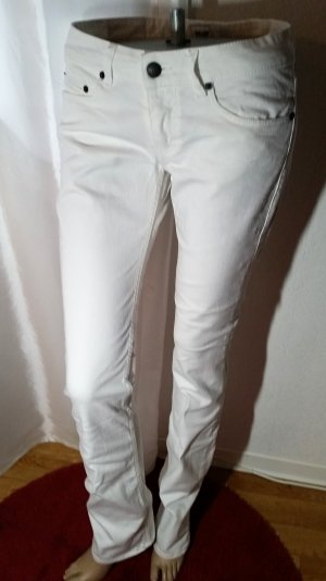 Michaelski Berlin Jeans Sehr hüftig weiß Gr 29