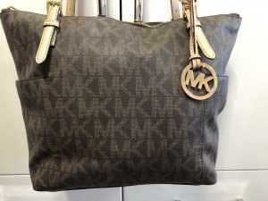Michal Kors Jet Set Brown