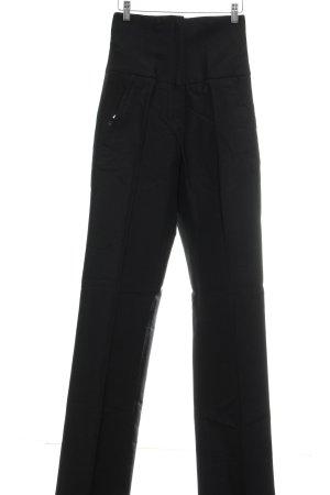 Michalsky Pantalone da abito nero elegante