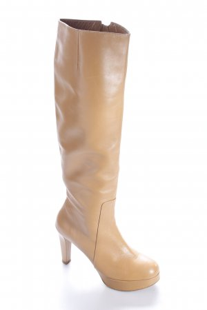Michalsky High Heel Stiefel beige