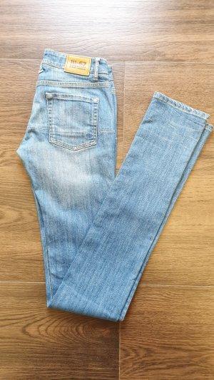 Michalsky Jeans Berlin 28 hellblau Überlänge Skinny M-67