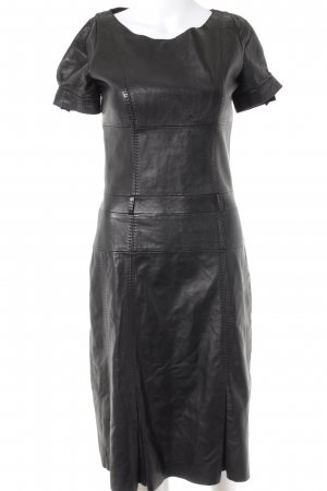 Michalsky Leather Dress black elegant