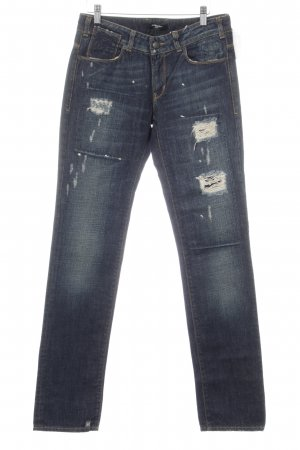 Michalsky Straight-Leg Jeans dunkelblau Casual-Look