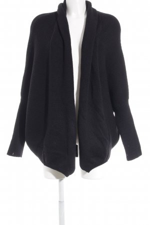 Michalsky Strick Cardigan schwarz Casual-Look