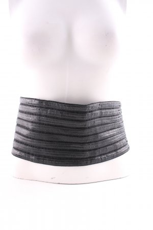 Michalsky Waist Belt black extravagant style
