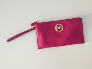 Micheal Kors Clutch in Pink