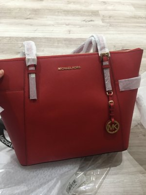 Michael Kors Handbag red