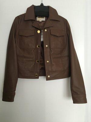 Michel Kors Jacke , neue aus Leder , sehr schön
