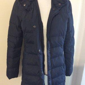 Michele Boyard Down Coat dark blue