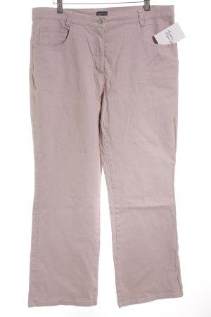 Michele Boyard Jeans carotte vieux rose style décontracté