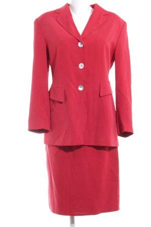Michele Boyard Tailleur rosso mattone stile professionale