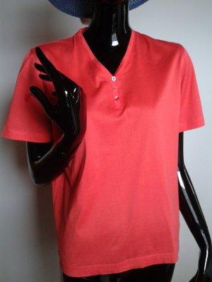 Michele Boyard Shirt, lachsrot, Gr. L, ungetragen