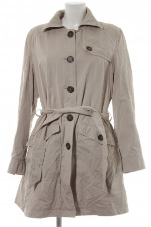 Michele Boyard Trench Coat oatmeal elegant