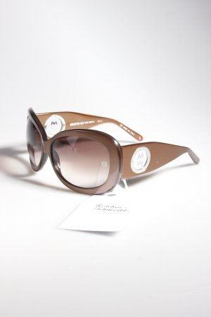 Michele Diamond sunglasses brown sunglasses