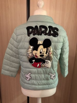 Down Jacket multicolored