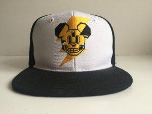 Mickey Mouse - Basecap - schwarz/weiß