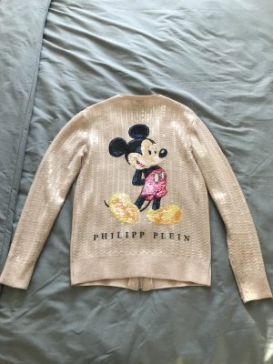 Mickey Mouse sequin cardigan
