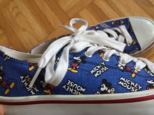 Mickey Mouse Sneaker Forever21
