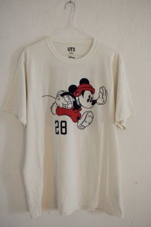 Mickey Mouse T-Shirt Uniqlo