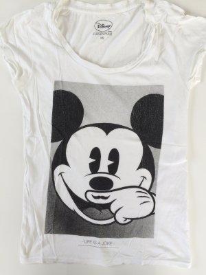 Mickey Mouse T-Shirt von Eleven Paris, Grösse XS