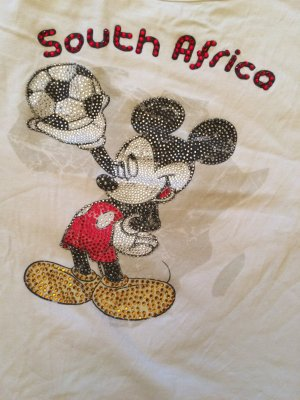 Mickey Mouse Tshirt!! Gr. S