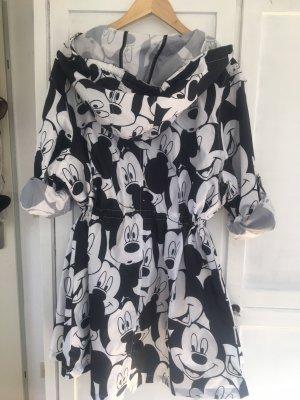 Disney Abrigo corto blanco-negro