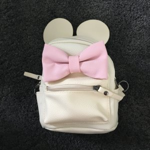 Micky Mouse Mickey Mouse Rucksack creme rosa