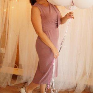 Midi Cocktail-Kleid