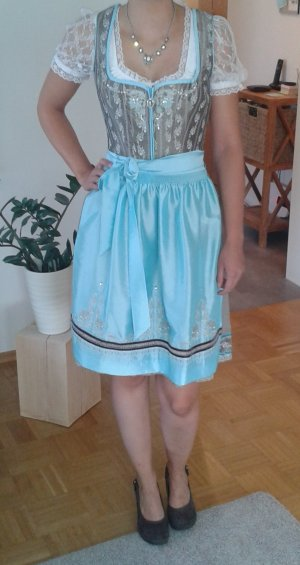 Spieth & Wensky Dirndl multicolored mixture fibre
