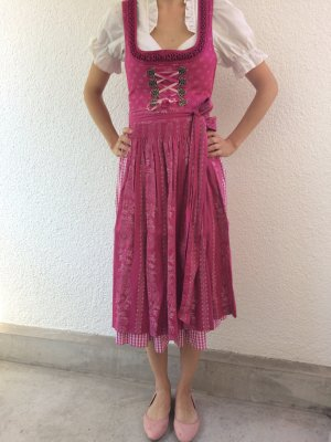 Midi Dirndl Pink 34 Angermair