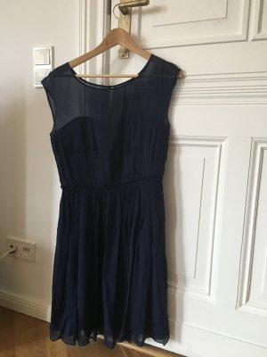 Boden Midi Dress dark blue