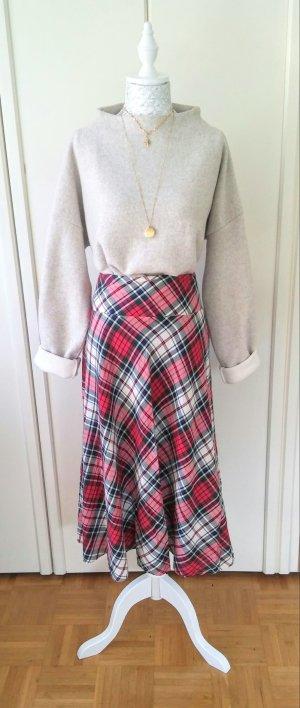 Chaps Midi Skirt multicolored