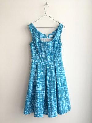 Midi-Kleid Calvin Klein im 50er Jahre Stil, Tea Dress, Designer Kleid