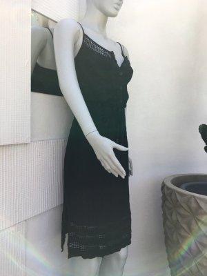 New Look Robe mi-longue noir