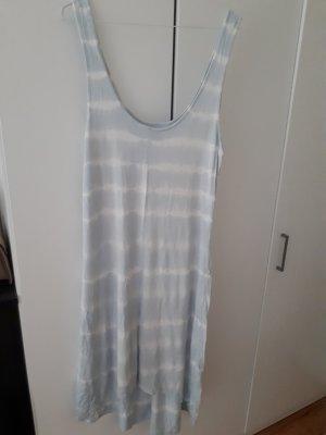 Midi Kleid himmelblau