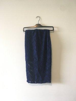 MIDI - Kleid mit Spitze
