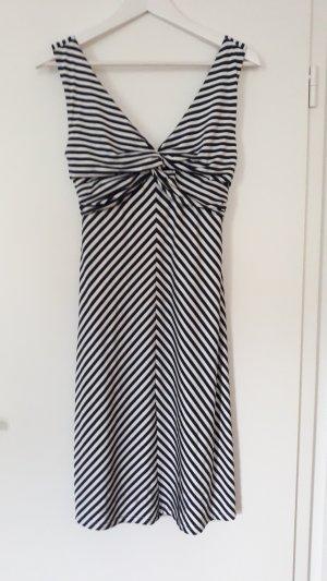 Midi Kleid Navy Stripes von Eucalyptus Gr.S