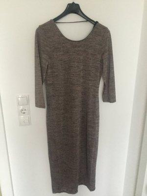 Midi Kleid, Only, Boho Hippi super zu Fell Weste, langarm 38 40 42 L
