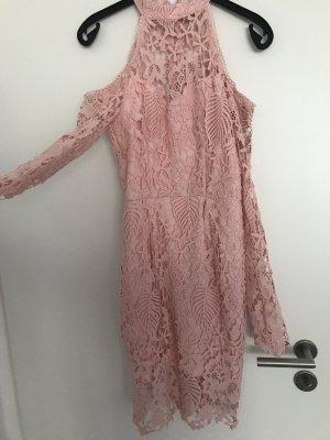 Midi Kleid Rosa