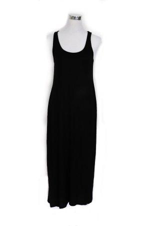 Midi-Kleid schwarz
