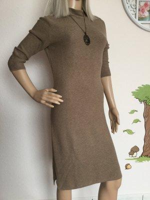 Midi-Kleid Strickkleid mit 3/4 Ärmeln von Esprit Gr.S