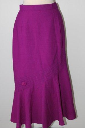 La fee verte Jupe évasée violet