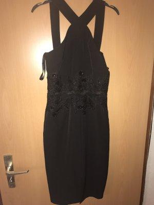 Midikleid - Abiballkleid - Abendkleid in Schwarz