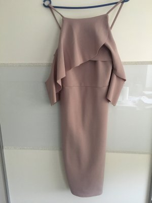 Asos Midi Dress mauve