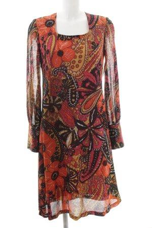 Midi-jurk bloemenprint vintage producten