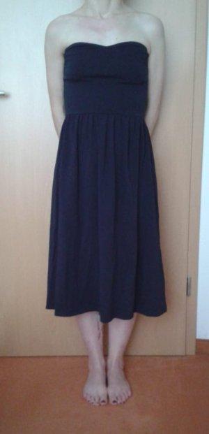 Asos Midi Dress blue