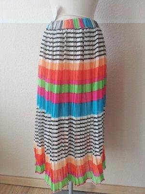 Pleated Skirt multicolored